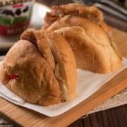 Portuguese-style Pork Chop Bun - Causeway Bay