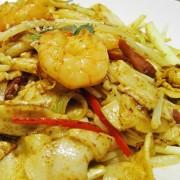 Malaysian Style Fried Kwai Diu - Causeway Bay