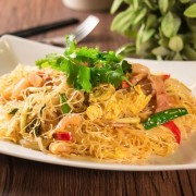 Singapore-Style Fried Rice Vermicelli - Causeway Bay