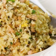 Fried Rice with Minced Pork and Olive Pickles - Causeway Bay