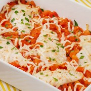 Baked Fish Fillet in Tomato Sauce with Rice or Spaghetti - Causeway Bay