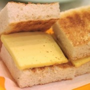 Toasts with Butter - Causeway Bay