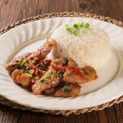 Salt & Pepper Pork Chop with Rice -Causeway Bay