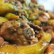 Braised Pork Ribs with Bitter Melon in Black Bean Sauce - Causeway Bay