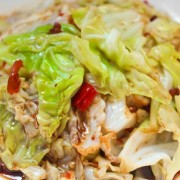 Shredded Cabbage - Causeway Bay